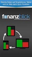 Screenshot of finanzblick – Onlinebanking