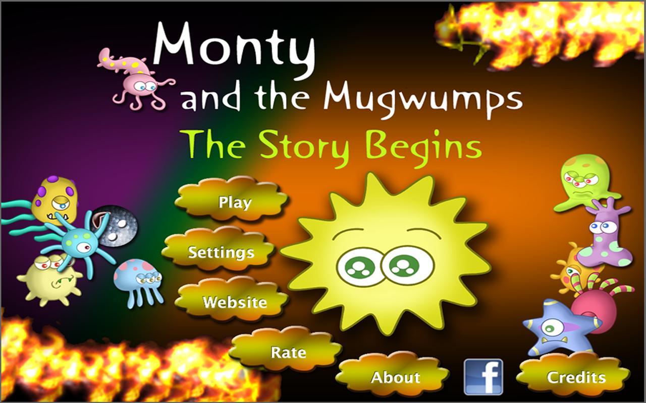 Monty and the Mugwumps - FREE- screenshot