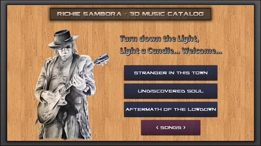 Richie Sambora 3D Catalog Free