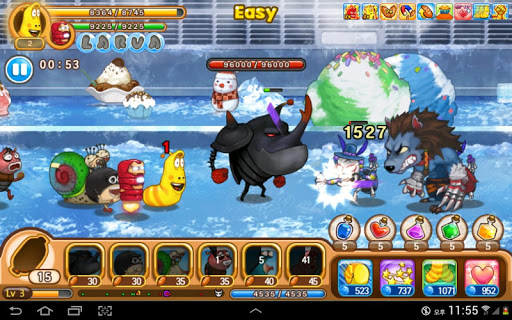 Larva Heroes: Lavengers 1.8.8 screenshots 24