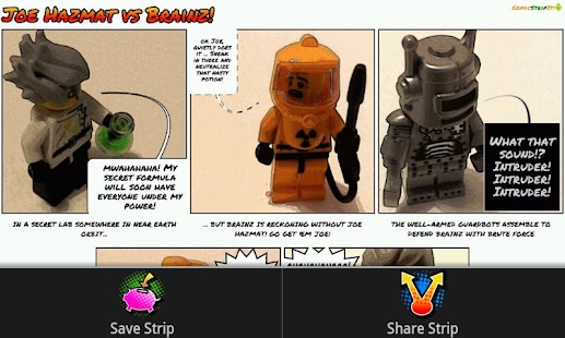 Comic Strip It! pro- screenshot thumbnail