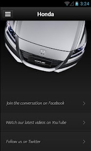 Honda Australia iShowroom - screenshot thumbnail