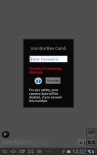 monitorBee Cam5 - screenshot thumbnail