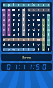 Word Search Blitz Free- screenshot thumbnail