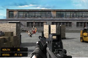 Screenshot of Force Sniper Battle War