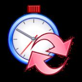 NKO Atomic Clock + Stopwatch