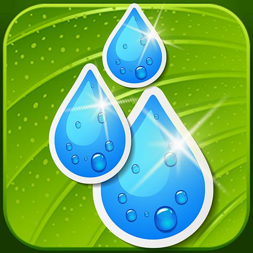 Rain Drop 休閒 App LOGO-硬是要APP