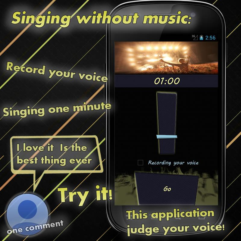 Personal Voice Judge- screenshot