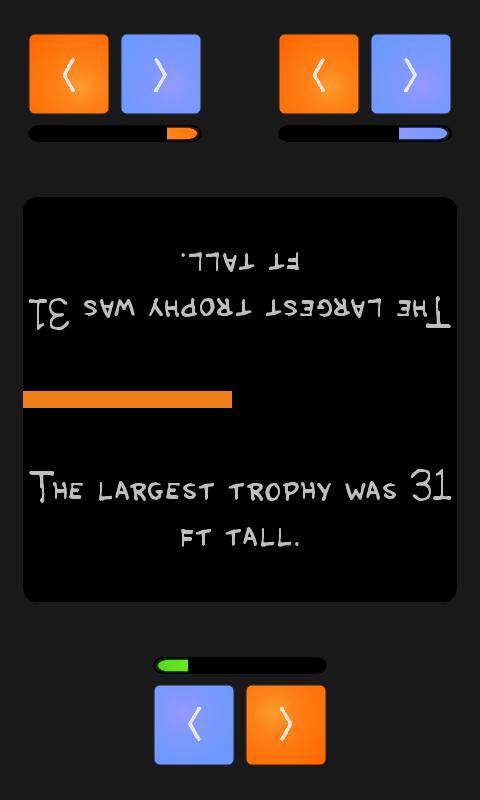 TapTip - 4 Player Quiz - screenshot