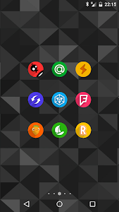 Easy Circle - icon pack screenshot 11