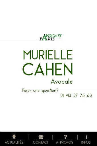 Murielle Cahen