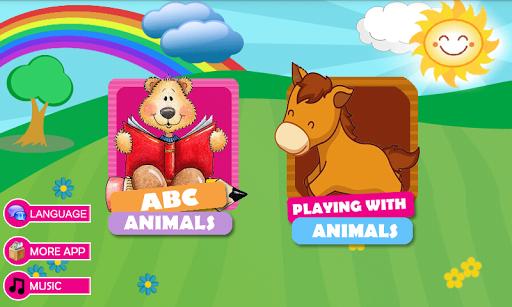 Kids Learn Animal