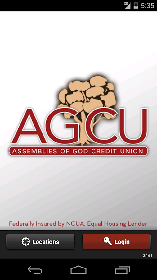 AGCU Mobile Banking - screenshot