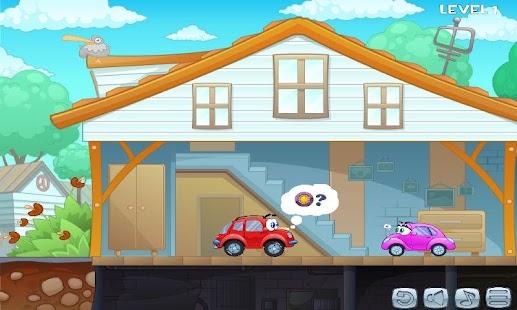 寻梦的小汽车3