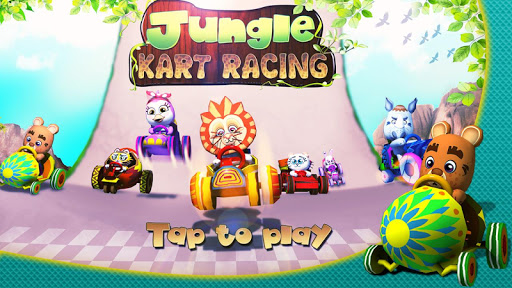 Jungle Kart Racing