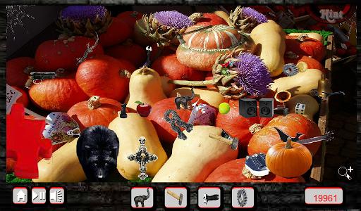 Halloween Pumpkin HO