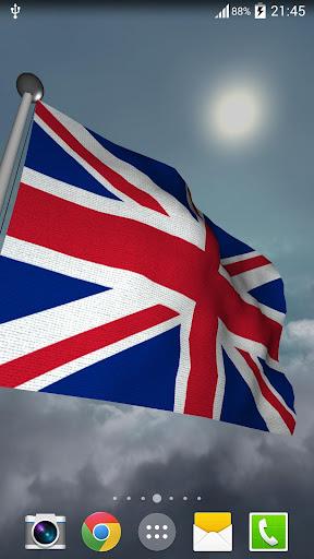 British Flag - LWP
