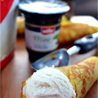 Homemade Ice Cream Cones- Gluten Free