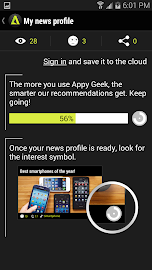 Appy Geek – Tech news Screenshot 4