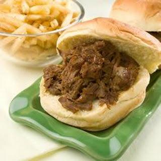 Portuguese Beef - Cacoila.