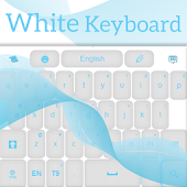 White Keyboard Free