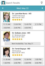 ZocDoc - Book a Doctor Online! Screenshot 9