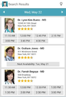 Zocdoc: Find & book a doctor Screenshot 9