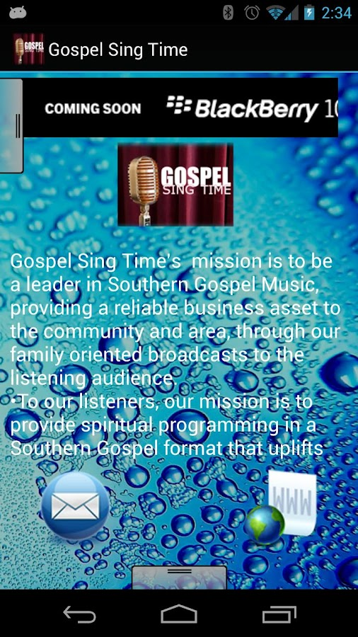 Gospel Sing Time - screenshot