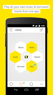 Bloom.fm - The music app - screenshot thumbnail