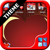 Next Launcher Valentines Theme