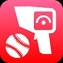 野球のピッチスピード icon