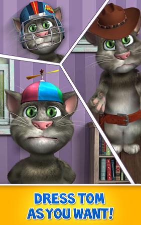 Talking Tom Cat 2 4.9 screenshot 29972