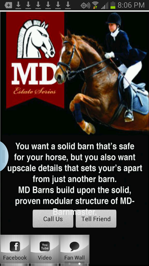 MD Barnmaster AZ - screenshot