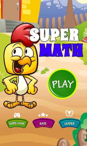 Super Math