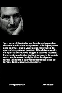 Frases de Steve Jobs - screenshot thumbnail