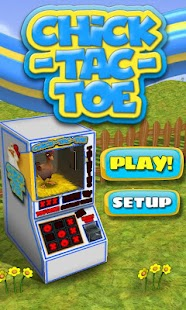 Chick-Tac-Toe- screenshot thumbnail