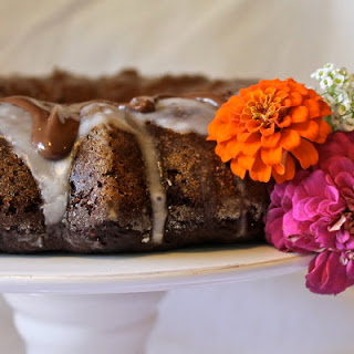 Secretly Healthy Chocolate Cake
