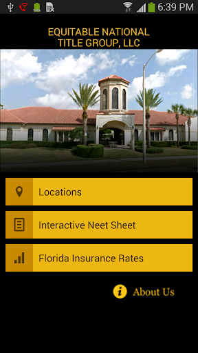 【免費商業App】Equitable National Title-APP點子