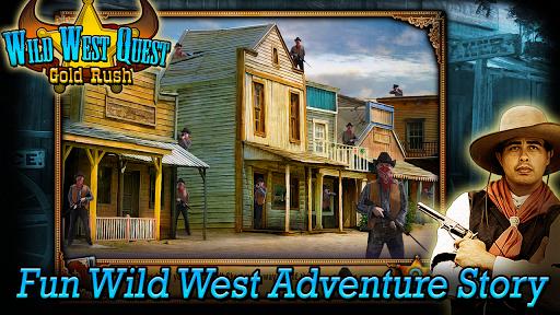 Wild West Quest: Gold Rush