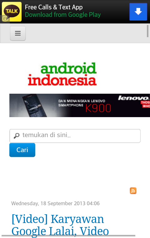 Forum for Android Indonesia- screenshot