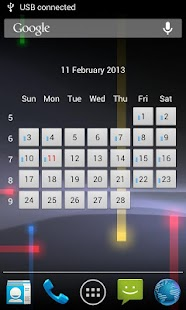 InPortal - Business Calendar - screenshot thumbnail