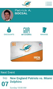 Official Miami Dolphins