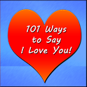 101 Ways to Say I Love You icon