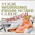 Your Working From Home Guide P logo