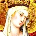 Virgin Mary Wallpaper Free logo
