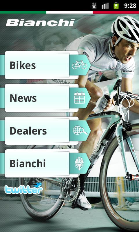 Bianchi- screenshot