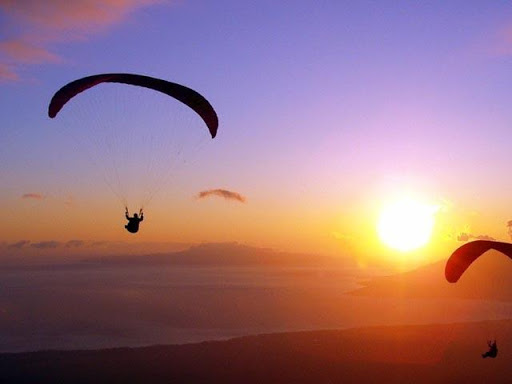 Paragliding Wallpapers II