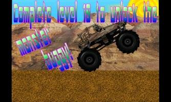 Screenshot of Monster Truck Mayhem (no ads)