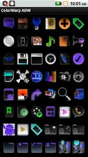 玩個人化App|ADW Theme ColorWarp免費|APP試玩
