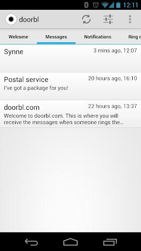 doorbl - your NFC doorbell